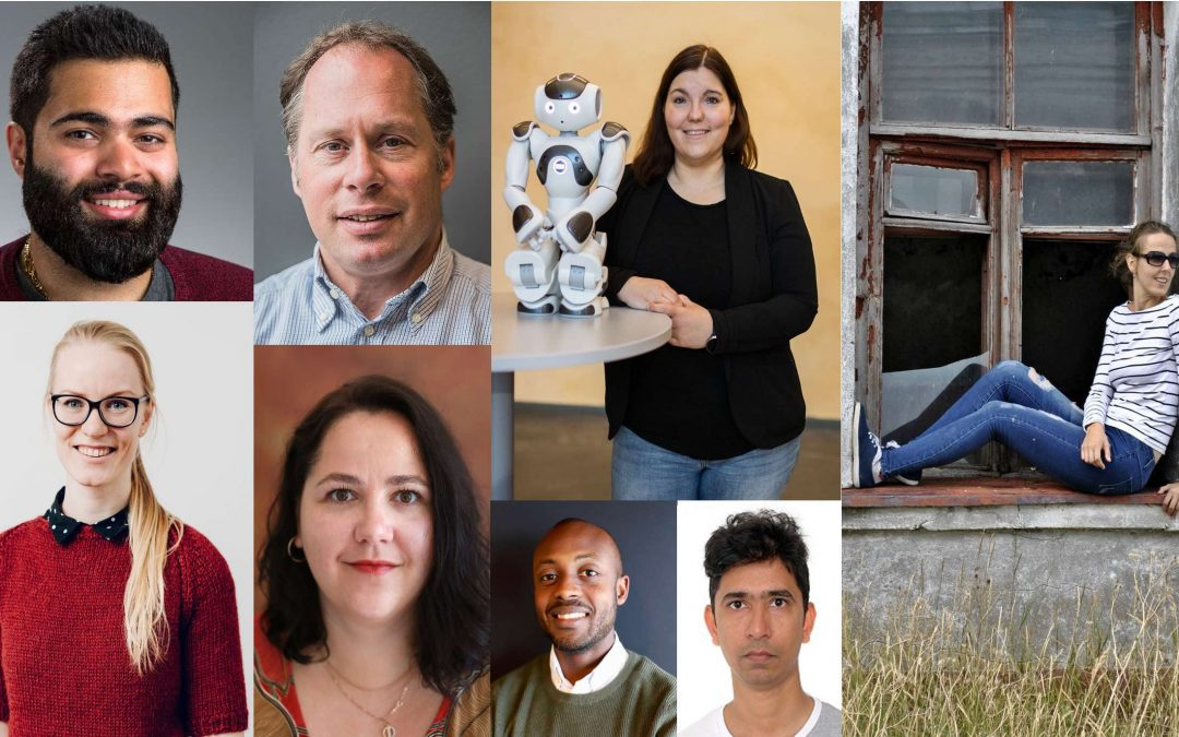 Meet the Intensive Course Content Group